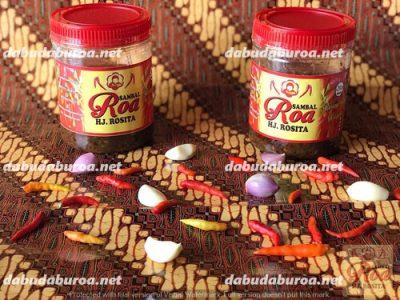 reseller sambal roa di Tanjung Selor WA 0852 9933 0523