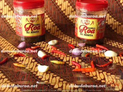 distributor sambal roa  di Timika WA 0852 9933 0523