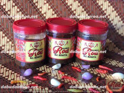 sambal roa production di  Katingan WA 0852 9933 0523