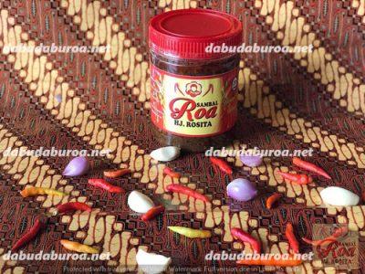sambal roa  di  Bajawa WA 0852 9933 0523