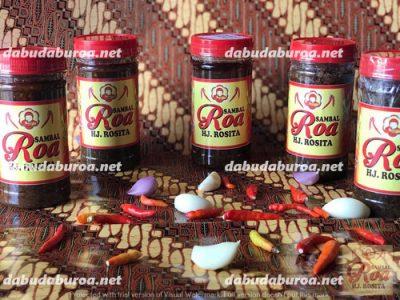 sambal roah manado  di  Banjar WA 0852 9933 0523
