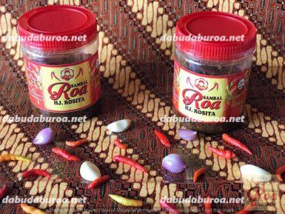 sambal roa manado online  di  Karang Baru WA 0852 9933 0523