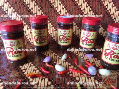 sambal roa production di  Tigaraksa WA 0852 9933 0523