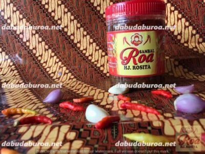 sambal roa paling enak  di Mempawah WA 0852 9933 0523