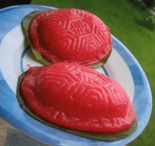 Resep kue ku isi singkong jalar ungu Enak,Istimewa dan sederhana