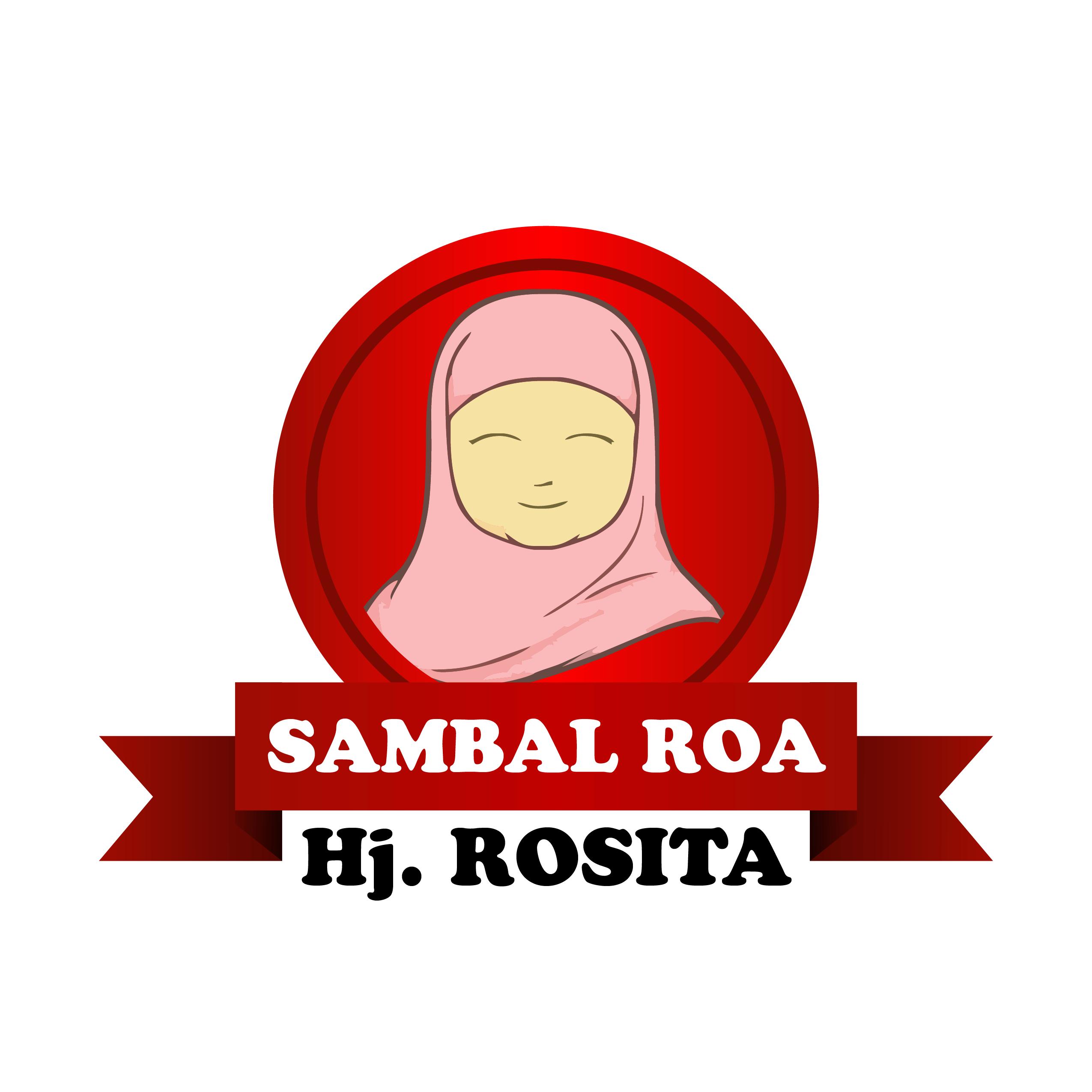 Sambal Roa Hj. Rosita Logo
