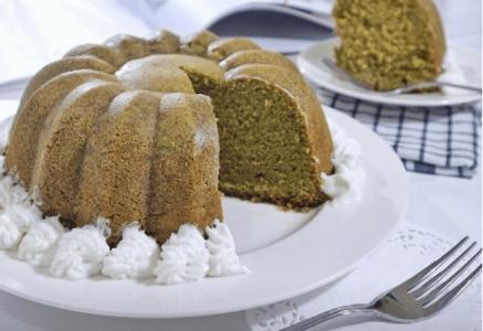 Resep Kue Matcha Pound Cake Sederhana