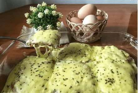 Resep Masakan Martabak Telor Mozzarela