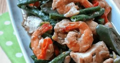 Resep Masakan Tauco Udang Campur Sederhana dan Istimewa